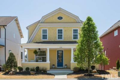 Chapel Hill Single Family Home For Sale: 1689 Briar Chapel Parkway