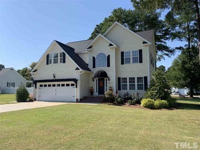 Johnston County Single Family Home For Sale: 100 Spring Branch Drive
