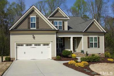 Fuquay Varina Single Family Home For Sale: 146 Bankford Court
