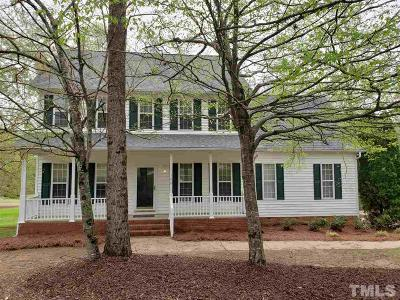 Clayton Single Family Home For Sale: 140 Gasper Court