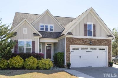 Willow Spring(S) NC Single Family Home Contingent: $299,000