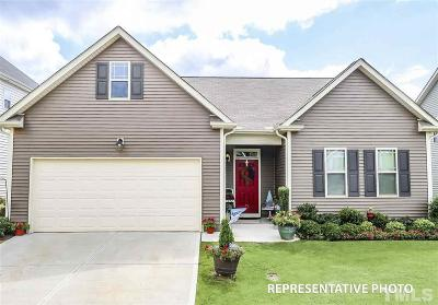 Clayton Single Family Home For Sale: 96 Durwin Lane
