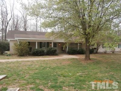 Chatham County Commercial For Sale: 2701 Moon Lindley Road