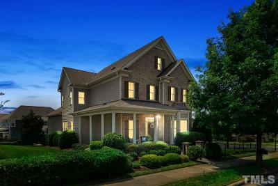 Holly Springs Single Family Home For Sale: 1609 Green Oaks Parkway