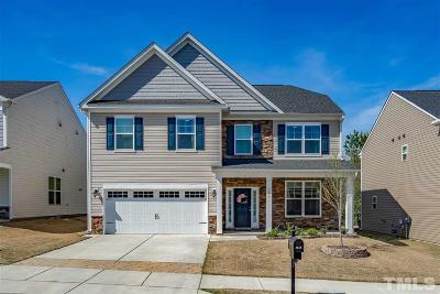 Raleigh Single Family Home For Sale: 3525 Massey Ridge Court