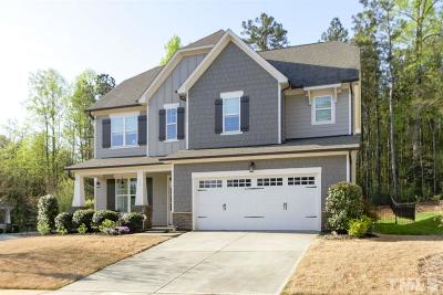 Pittsboro Single Family Home For Sale: 154 S Freeman Drive