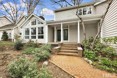 Chapel Hill Single Family Home For Sale: 808 E Franklin Street