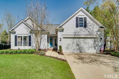 Durham Single Family Home Pending: 5 Monarch Way