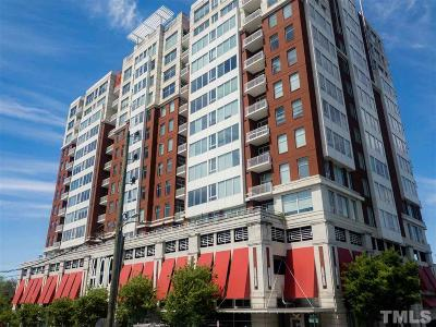 Raleigh Condo Contingent: 400 W North Street #1130