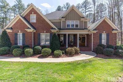 Wake Forest Single Family Home For Sale: 1025 Vinson View Court