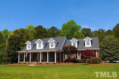 Raleigh Single Family Home For Sale: 4945 Trotter Drive