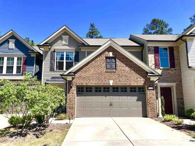 Cary Townhouse For Sale: 2132 Chipley Drive