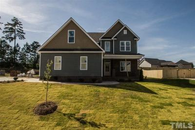 Clayton Single Family Home For Sale: 193 Neuse Landing Drive