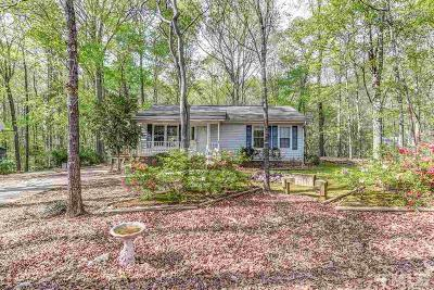 Garner Single Family Home For Sale: 117 Hogan Drive