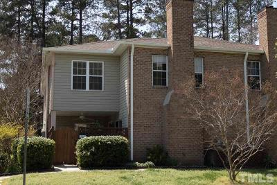 Chapel Hill Condo Contingent: 302 Summerwalk Circle #302