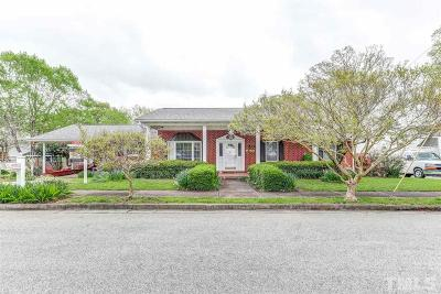 Clayton Single Family Home Contingent: 315 S Page Street