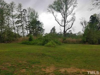 Johnston County Residential Lots & Land For Sale: N Johnson Street