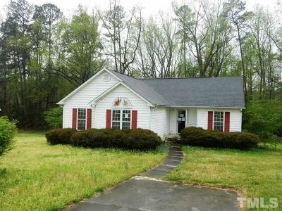 Granville County Single Family Home For Sale: 312 Bridget Way