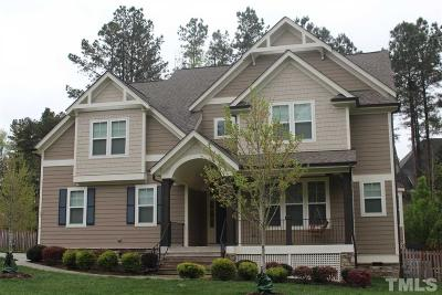 Durham Single Family Home For Sale: 117 River Run Road