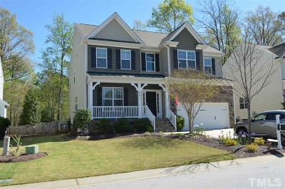 Holly Springs Single Family Home For Sale: 401 Covenant Rock Lane