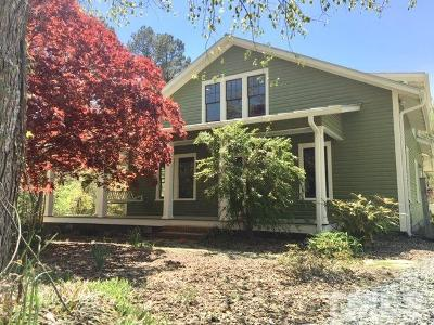 Apex Single Family Home For Sale: 1371 Farrington Road
