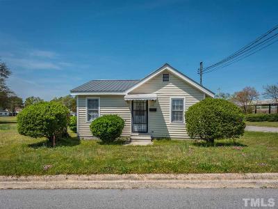 Smithfield Single Family Home For Sale: 116 S Seventh Street