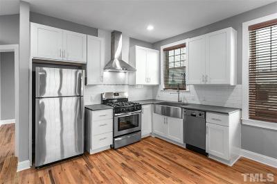 Durham Rental For Rent: 217 Hood Street #A,  B,