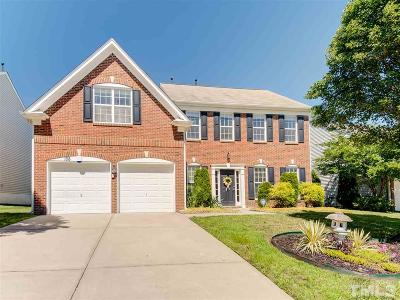 Morrisville Single Family Home For Sale: 108 Acapella Lane