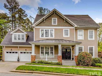 Chapel Hill Single Family Home Contingent: 125 Hillspring