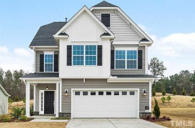 Fuquay Varina Single Family Home For Sale: 1117 Matisse Drive
