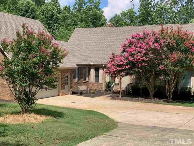 Raleigh Single Family Home For Sale: 11428 Hickory Grove Church Road