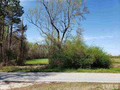 Wake County Residential Lots & Land For Sale: 6837 Dwight Rowland Road
