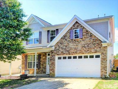 Holly Springs Single Family Home For Sale: 191 Stobhill Lane
