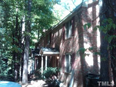 Raleigh Multi Family Home For Sale: 924 Hearthridge Court #A,  B an