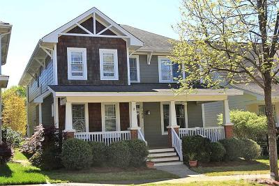 Raleigh Single Family Home Contingent: 2108 Karns Place