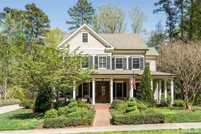 Chapel Hill Single Family Home For Sale: 102 Founders Ridge Drive