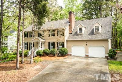Durham Single Family Home Contingent: 7 Westridge Drive