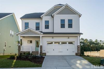 Fuquay Varina Single Family Home For Sale: 2424 Glade Mill Court #Lot 193