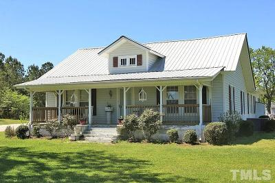 Garner Single Family Home For Sale: 145 Page Road