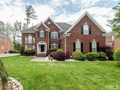Cary Single Family Home For Sale: 1427 Carpenter Town Lane