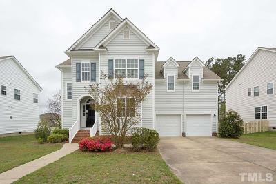 Rolesville Single Family Home For Sale: 614 Redford Place Drive