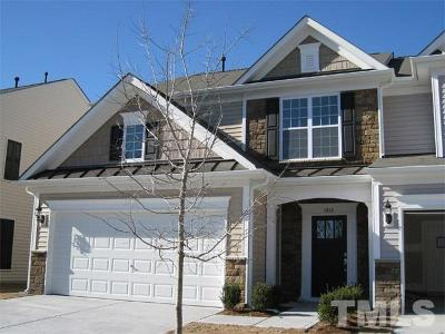 Morrisville Rental For Rent: 1212 Corwith Drive