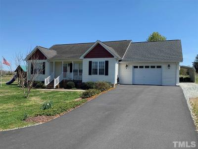 Mebane Single Family Home For Sale: 632 Gibson Road