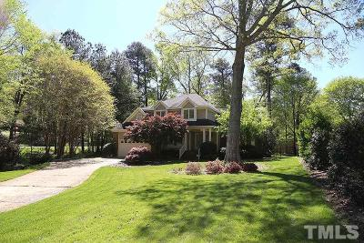 Durham Single Family Home For Sale: 4003 Marydell Lane