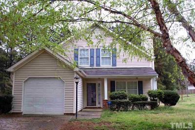 Durham Single Family Home Pending: 204 Briarhaven Drive