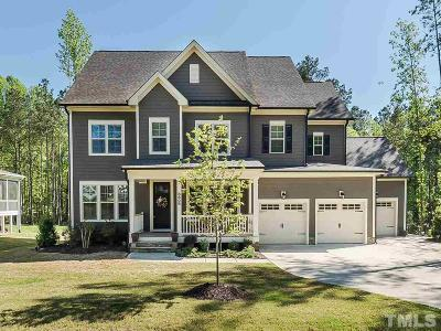 Wake Forest Single Family Home For Sale: 8808 Knights Union Way