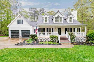 Apex Single Family Home Contingent: 2636 New Oxford Drive