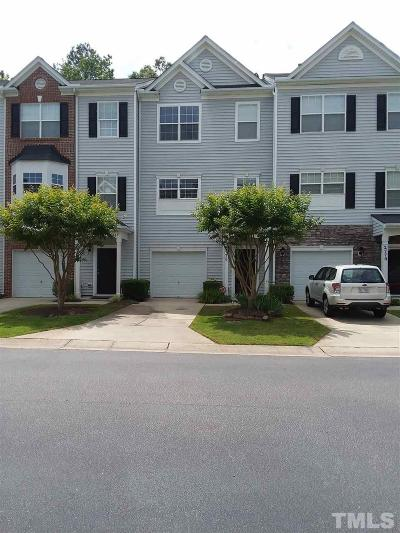 Durham Townhouse Pending: 2772 Wyntercrest Lane