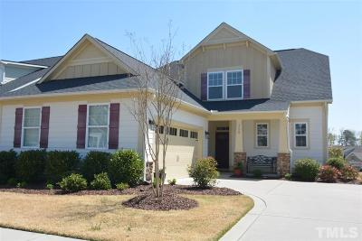 Chatham County Single Family Home For Sale: 135 Heatherwood Drive