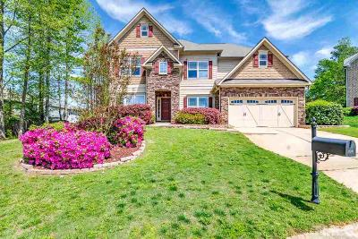 Holly Springs Single Family Home Pending: 108 Holly Glen Court